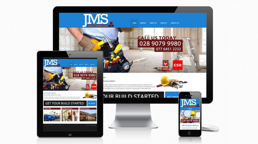 JMS Website Design