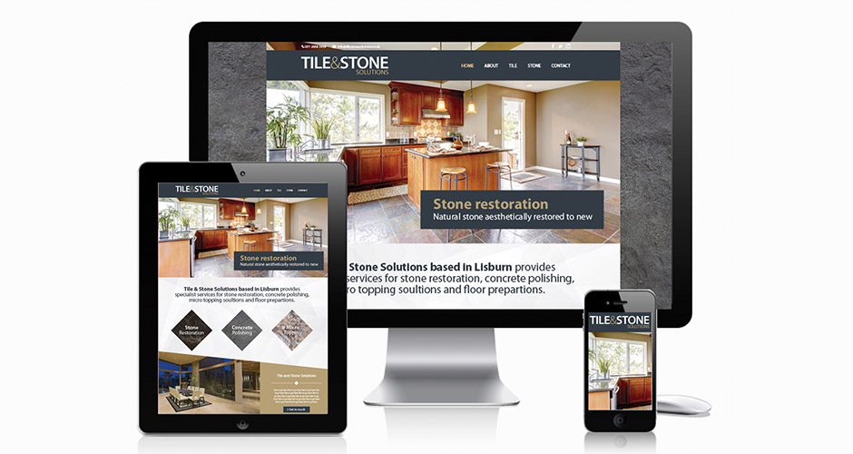 Tile Stone Solutions Website